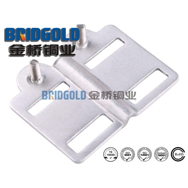 aluminum laminated shunts