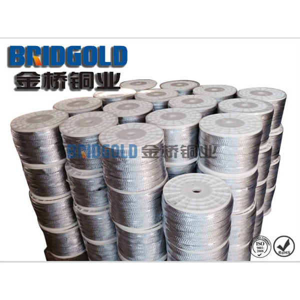 Tin Plated Copper Braided Wire