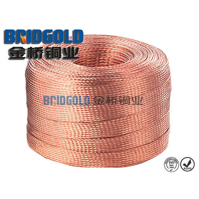 Braided Copper Wires