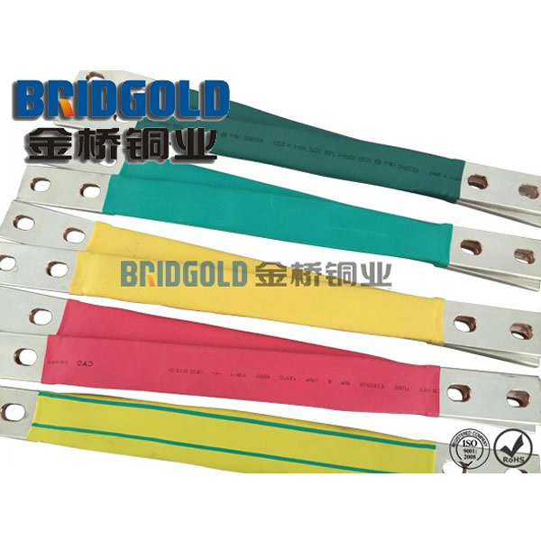 flat braided grounding straps
