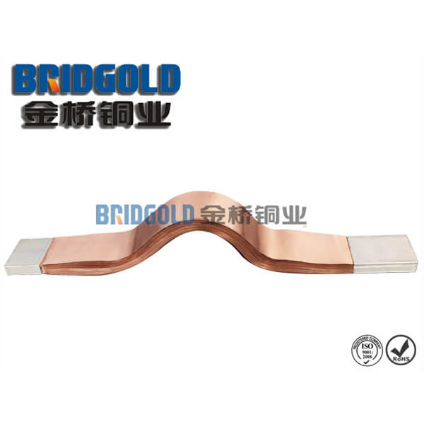 copper laminated flexible connectors