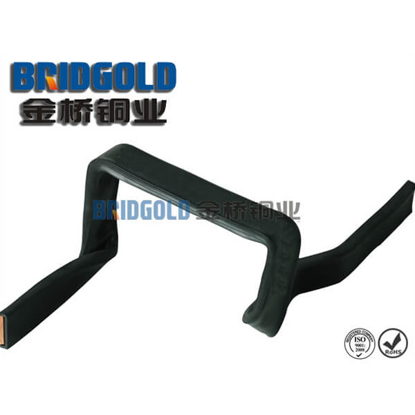 insulated flexible copper busbars
