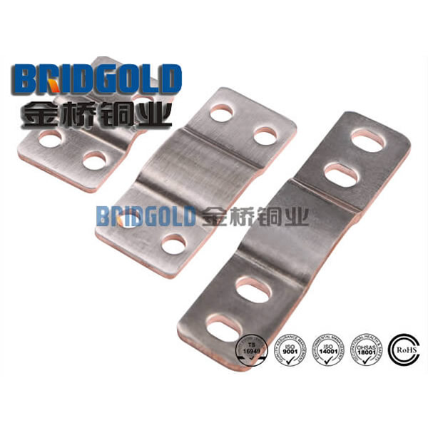 copper flexible busbars