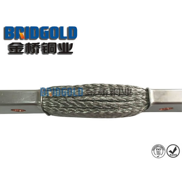 Tin Copper Braided Connector